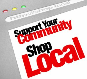 support community shop local